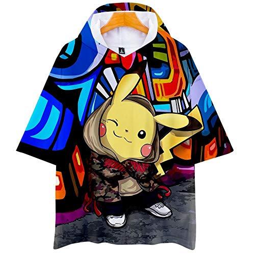 TJJF Cool Summer 3D Multi Print Pockets Designs T-Shirt Hommes Femmes Unisexe Go Hot Game Tshirt Tops Tee