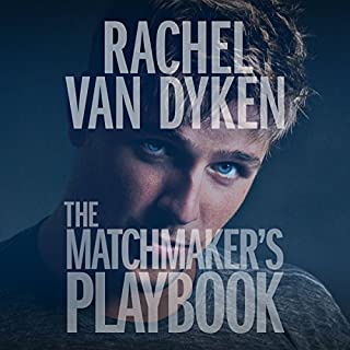 The Matchmaker's Playbook audiobook cover art