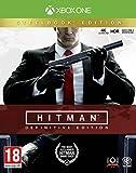 Hitman Definitive Steelcase Edition (Xbox One)