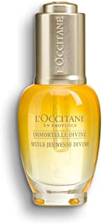 L'Occitane Anti-Aging Divine Youth Oil for a Youthful & Radiant Glow, 1 fl. oz.