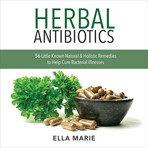 Herbal Antibiotics audiobook cover art