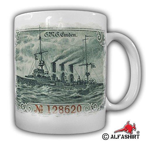 SMS Eden kleine kruis marine Duitse keizerlijke marine - mok beker koffie #6639