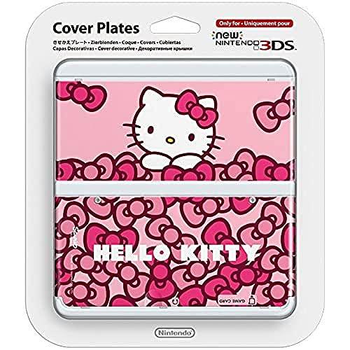Nintendo - Cubierta Hello Kitty (New Nintendo 3Ds)