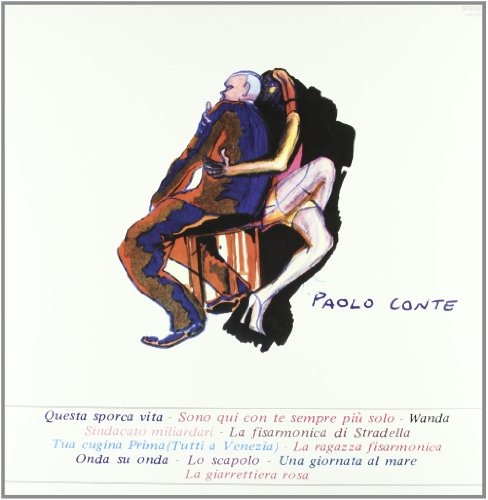 Paolo Conte [Vinilo]