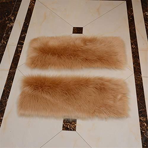 Vloerkleed Stair Step mat, houdt je voeten warm, anti-slip lijm, vermindert voor woonkamer, slaapkamer, nachtdeken, een set van 13 stuks (24 x 65 cm)