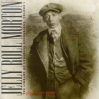 Kansas City Stomp by Morton, Jelly Roll (1993) Audio CD