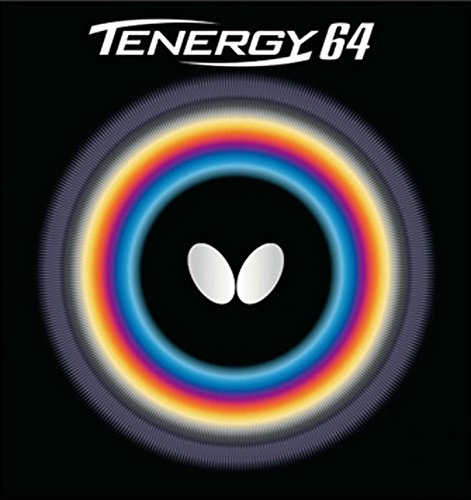 Cheapest Prices! Butterfly 2.1 Tenergy 64 Rubber, Black