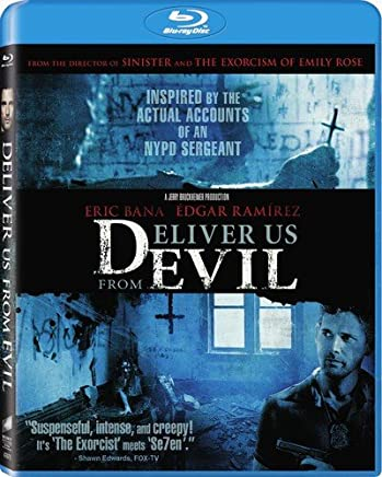 Deliver Us From Evil  [Blu-ray] [Importado]