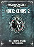 Games Workshop Index: Xenos 2 Warhammer 40,000 Book