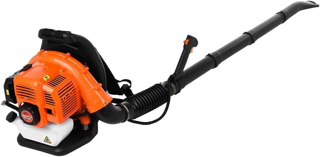 Leaf Blower 2.3 HP Gas 2 63CC Stroke Popular popular Genuine Backpack