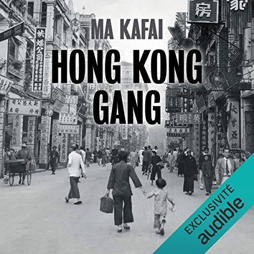 Couverture de Hong Kong Gang