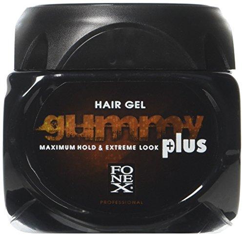 Gummy Gel pour les cheveux plus, 7,5 oz