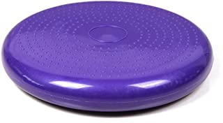 WXYXG Yoga Ball, Cushion Balance Plate Household Cushion Thicken Explosion-Proof Balance pad Training Ball (Color : #2)