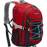 Caribee - Cisco daypack, color rojo