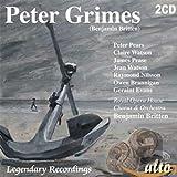 Britten : Peter Grimes. Pears, Watson, Pease, Watson, Britten.
