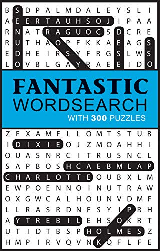 Compare Textbook Prices for Fantastic Word Search: With 300 Puzzles  ISBN 9781680524727 by Parragon Books