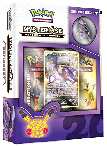 Pokemon Box Mysteriöse Kollektion Genesect