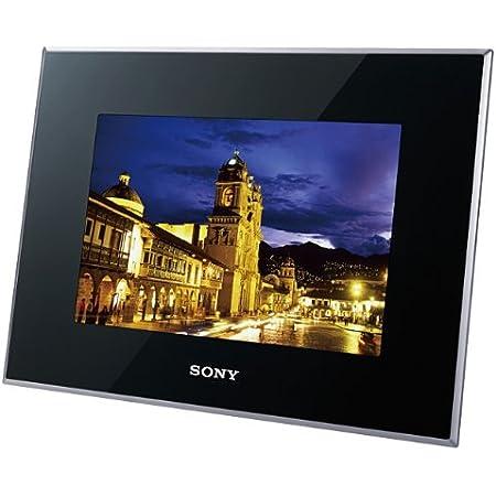 ソニー SONY デジタルフォトフレーム S-Frame X75 7.0型 内蔵メモリー2GB ブラック DPF-X75/B