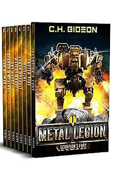 Metal Legion Complete Series Omnibus: Mechanized Warfare on A Galactic Scale by [CH  Gideon, Caleb Wachter, Craig Martelle]