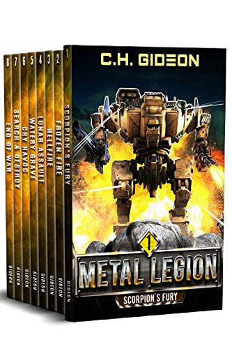 Metal Legion Complete Series Omnibus: Mechanized Warfare on A Galactic Scale
