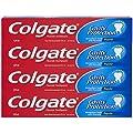 Colgate Cavity Protection Fluoride Toothpaste, Regular, 4 X…