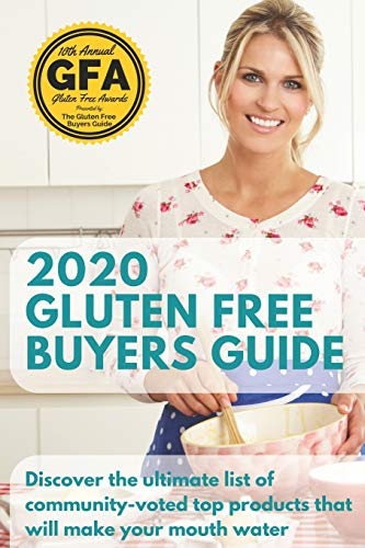 """Compare Textbook Prices for 2020 Gluten Free Buyers Guide: Stop asking """"which foods are gluten free?"""" This gluten free grocery shopping guide connects you to only the best so you can be gluten free for good  ISBN 9781698143323 by Schieffer, Josh"""