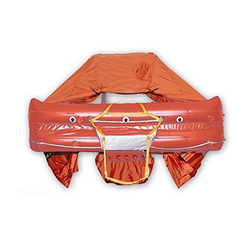 EUROVINIL Rettungsfloß ISO 96504P Gepäcktasche