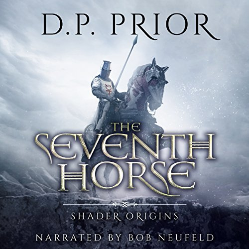 The Seventh Horse audiobook cover art