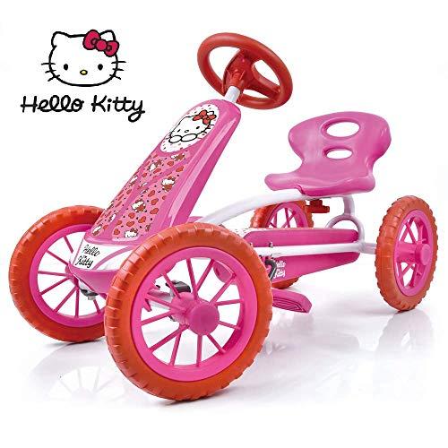 Hello Kitty Lil'Turbo Pedal Go Kart