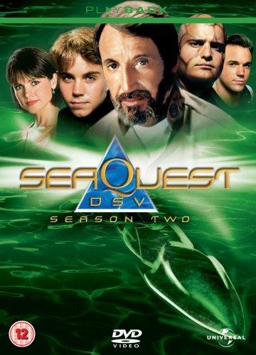 Seaquest Dsv-Season 2 [Reino Unido] [DVD]