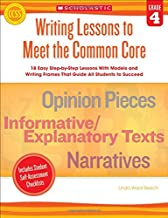 Best common core writing grade 4 Reviews