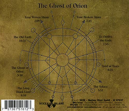 The Ghost Of Orion (CD)