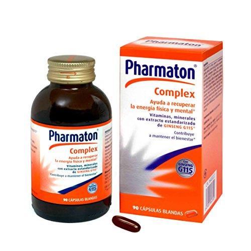 Pharmaton Complex 90 Capsulas Blandas