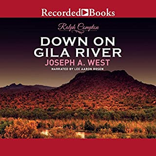 Down on Gila River cover art