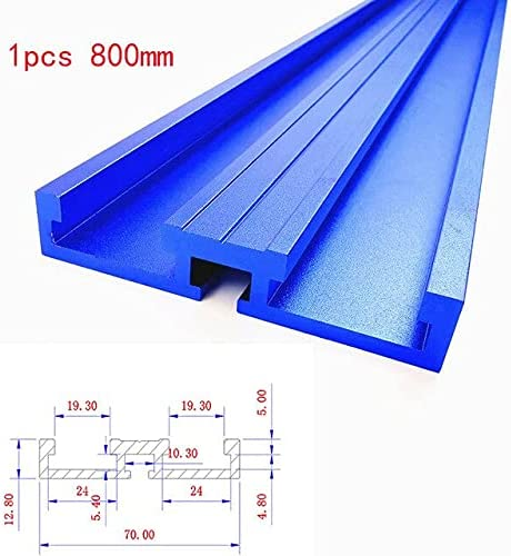 Bilichip 600-1200mm 70 Type Limited Special Price Miter Sliding Free shipping New T-track Stop Track Bra