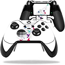 MightySkins Skin Compatible with Microsoft Xbox One Elite Controller - Paper Birds   Protective, Durable, and Unique Vinyl wrap Cover   Easy to Apply, Remove, and Change Styles   Made in The USA