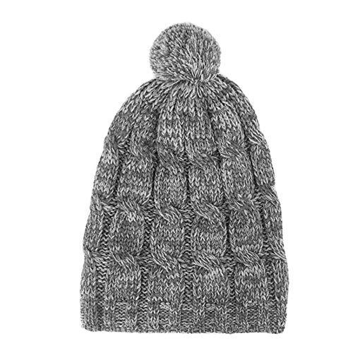 1 Stück Smart Music Strickmütze Wireless Knit Winter Hüte Cap Upgraded Unisex Knit...