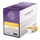 Coffee Bean and Tea Leaf Coffee Pods, House Blend, Light Roast Coffee for Keurig K Cups Brewers, Hot or Iced Coffee, Light Coffee in Recyclable Pods, 24 Count