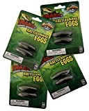 Stunt Buzzers Rattlesnake Eggs Buzzing Stunt Magnets Pack of 2