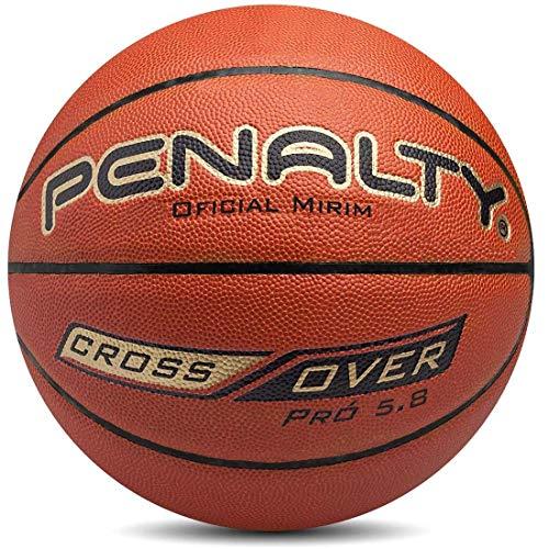 Bola Basquete 7.8 Crossover Ix Penalty 78 Cm Amarelo