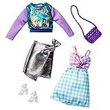 Barbie Fashion Pack 2 un Set de ropa y accesorios (Mattel GHX62)