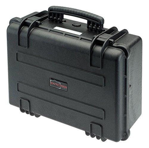 CIMCO 170182 koffer Explorer 0, met schuim.
