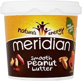 Meridian - Smooth Peanut Butter - 1Kg