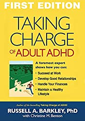 Russell Barkley, PhD is at the forefront of ADHD research. No guide would be complete without one of his books.