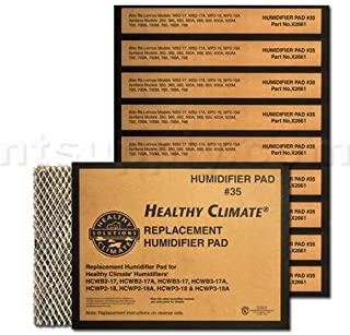 Lennox Healthy Climate #35 Water Panel Evaporator - # X2661, 10-Pack