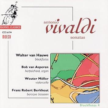 Vivaldi: Blockflute Sonatas