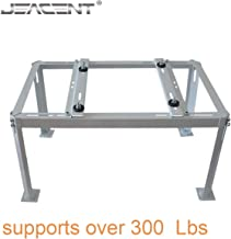 Jeacent Ground Stand Bracket for Mini Split,Air Conditioner Mounting Brackets Support