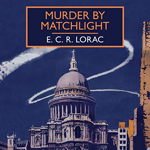 Murder by Matchlight audiobook cover art