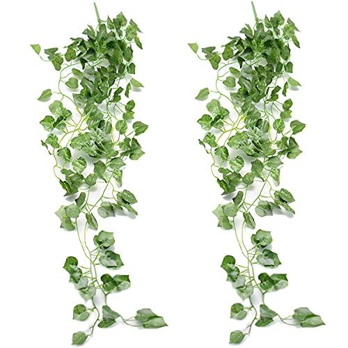2 STK Kunstpflanze Pflanzen,...