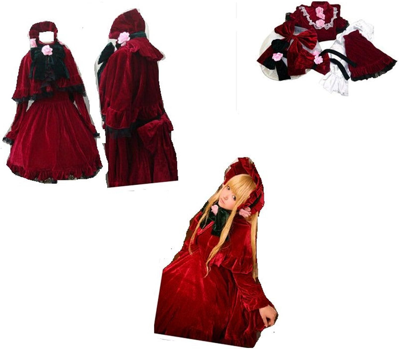 Rozen Maiden Pure Ruby cosplay costume